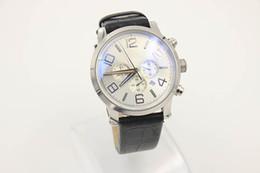 2019 платиновые часы мужские Горячая распродажа продвижение кварцевый хронограф время мужчины платиновая рамка белый циферблат аналоговый серебряный кожаный ремешок часы часы дешево платиновые часы мужские