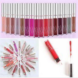 2019 lápiz labial liquido colourpop 2017 New Colourpop Lip Gloss LABIOS LÁCTEOS ULTRA MATE Colores variados Labios de larga duración Color pop 12 colores lápiz labial liquido colourpop baratos