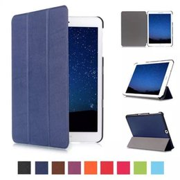 Wholesale case for galaxy tab3 - Smart Cover Case For Galaxy tab S2 10.1 T815 8.4 T715 tab S 10.5 T800 8.4 T700 tab E 9.7 T560 8.0 T377 tab A 9.7 T550 10.1 T580 8.4 T350