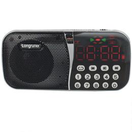 2019 pilas bl 5c El mejor receptor de radio de FM de Digitaces Jugador MP3 de las multimedias del altavoz Radio portable del bolsillo con la batería BL-5C Y4175C Fshow rebajas pilas bl 5c