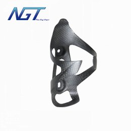 Wholesale Product Carbon - New Guy Steps Profile Design 3K Matt Carbon MTB bike Cages Wholesale Bicycle Products Cycling Water Bottle Cages