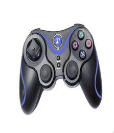 Wholesale Video Game Packaging - Hotps3 Wireless Bluetooth Game Controller For Playstation 3 PS3 Game Multicolor Controller Joystick Android Video Games Packaging Pad Joypad