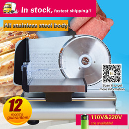 Wholesale processing machinery - Slicers household electric lamb cutting machine commercial frozen meat processing machinery Tortoise rolls slices vegetable slicer 150W res