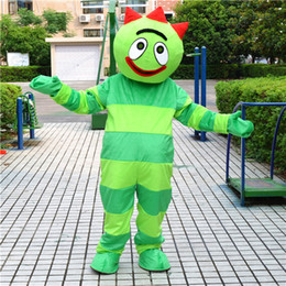 Wholesale Dora Mascot Costume Party - Stain the baby The most popular Christmas Halloween Dora cartoon costumes for Halloween party supplies adult size mascot free shipping