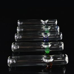 "color oil pipes Coupons - Glass Steamroller Smoking Pipes Oil Burner Glass Pipe with Multi Color Balancers Feet 5"" inch Tobacco Glass Hand Pipe Sale"