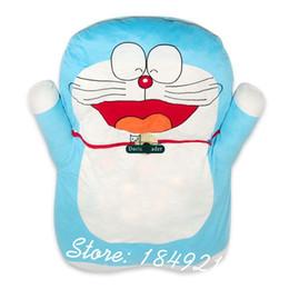 Wholesale Japanese Cartoon Plush Toys - Dorimytrader Hot Japanese Anime Cartoon DORAEMON Sleeping Bag Soft Large Plush Cat Bed Capet Mattress Tatami Sofa Free Shipping DY61097