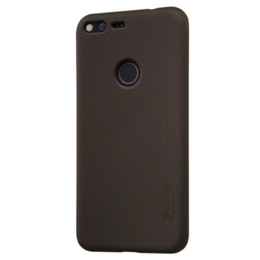 metal protector case UK - sfor Google Pixel Case Nillkin Frosted Shield PC Back Cover Case For Google Pixel 5.0''   Pixel XL 5.5'' GIft Screen Protector