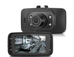 Wholesale Good Quality Video Cameras - GS8000L HD1080P Car DVR 2.7 inch LCD Vehicle Camera Video Recorder Dash Cam G-sensor HDMI Good Quality GS8000