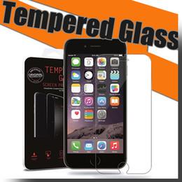 Für iphone 6 gehärtetes glas screen protector film für i5 iphone 6 6 s galaxy s6 s6 rand note 3 note 5 kleinkasten von Fabrikanten