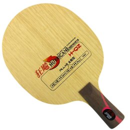Wholesale Dhs Hurricane Blade - Wholesale-DHS Hurricane H-QZ (H QZ) Table Tennis Blade (Penhold) for PingPong Racket