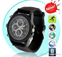 Wholesale Discount Waterproof Watches - Discount cheapest waterproof watch spy camera hidden pinhole camera sports spy camera watch mini DVR Freeshipping