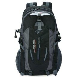 Wholesale Buckle Lock For Strap - Patchwork Buckle Ladder Lock Zipper S Shape Mesh Strap Portable Backpack for Unisex