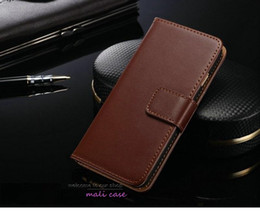 Wholesale Luxury Cell Phone Case Wholesale - For S7 S7edge Luxury PU Leather Wallet kickStand cell phone Case cover For iphone 6 6s Plus 6S 5S 5C 4S Galaxy Grand Prime S6 S6 Edge