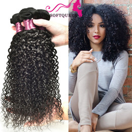 Discount 12 inch weave styles curly - 8A Grade Virgin Unprocessed Brazilian Curly  Weave Human Hair 9a497b16c