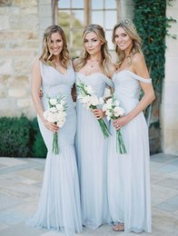 Cheap Ice Blue Wedding Bridesmaid Dresses | Free Shipping Ice Blue ...