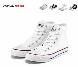 Wholesale Men Plimsolls - Canvas shoes Lovers Shoes Men and women to shoes fashion pure color plimsolls movement leisure XC414