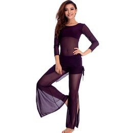 Wholesale Dance Costumes Free Shipping - Indian Dance Costume Cheap Belly Dance Clothes 10colors Clothing Set For Dancing Clothes For Dancing Free Shipping Dancewear