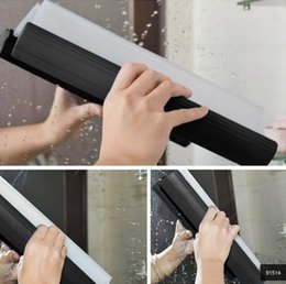 Wholesale Glass Car Wiper Tools - 10 Inch Windshield Clean Fast Easy Shine Car Auto Wiper Cleaner Glass Window Brush Car Care Tools