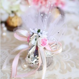 Shop chocolate swan uk chocolate swan free delivery to uk dhgate uk european style wedding personality sweet love candy box fashion swan design chocolate boxes party table decoration supplies junglespirit Gallery