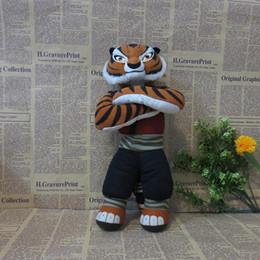 ursinhos brancos amor Desconto Atacado-kung fu panda mestre tigresa plush pelúcia tigre brinquedos 32cm