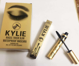 Wholesale Wholesale Slim Fast - lowest price  High quality   New Arrivals makeup MAGIC THICK SLIM WATERPROOF KYLIE MASCARA