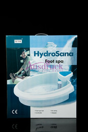 Wholesale Ionic Cleanse Detox Machine - Excellent quality DETOX Ionic Cleanse FOOT bath Spa machine Metabolism Improve immunity reinforce