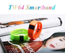 rastreador de celular android Desconto TW64 Smartband inteligente esporte pulseira TW64 pulseira rastreador de fitness Bluetooth 4.0 fitbit flex relógio para ios android xiaomi vs tw64s