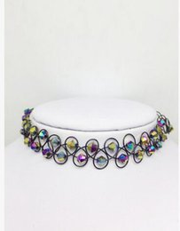 Wholesale Restore Acrylic - 2017 New line woven resin tattoo necklace restoring ancient ways