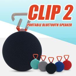 Wholesale Handfree Audio - Mini Bluetooth Speaker JL Wireless Portable Handfree Speakers HIFI Bass Music Speaker Lntegrated 3.5mm Audio Cable