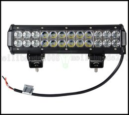 Wholesale Cree Offroad Lights - 12inch 72W Cree LED Work Drive Light Lamp Bar Combo Beam Offroad Light 12V 24V For ATV SUV 4WD 4X4 Boating Hunting Truck Tractor LLWA063