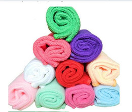 Wholesale Cars Baby Towel - Colorful 30*30cm car wash towels microfiber towel superfine fiber towel multifunctional kitchen cleaning water absorbent towel