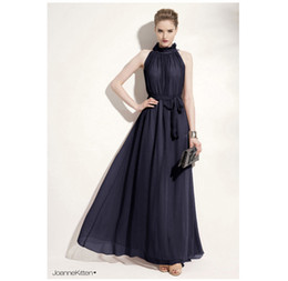 Wholesale High End Dresses Cheap - Cheap The new high-end dress sleeveless dress dress slim LYQ023