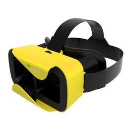 бесплатный vr-картон Скидка Игры виртуальной реальности 3D очки VR мобильный телефон 3D очки
