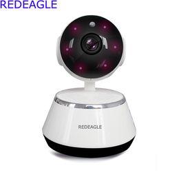 Wholesale Infrared Camera Webcam - 720P Wireless Pan Tilt WiFi IP Camera Security Surveillance CCTV Network IR Night Vision Wi-fi Webcam Baby Monitor