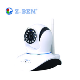 Wholesale Wireless Recording Cctv - HD 720P Wireless IP Camera IR-Cut Night Vision Audio Recording Network CCTV Onvif Indoor IP Camera