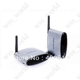 Wholesale Ir Video Audio Sender - xtended battery for blackberry bold 9000 150M 2.4G Wireless A V TV sender Audio Video Transmitter & Receiver PAT-220 IR Remote Extend...