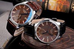 Wholesale Watch Brand Korea - SENDA genuine Swiss watch luxury brand watches men watches wholesale Korea retro table