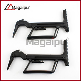 Wholesale Pistol Glock - magaipu outdoor Tactical Retractable Stock for Glock 17 19 Series Airsoft GBB Pistol G17 G19
