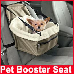 Wholesale Dog Back Seat Hammock - Brand New Pet Dog Cat Car Rear Back Seat Carrier Cover Pet Dog Mat Blanket Hammock Cushion Protector DHL