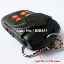 Wholesale Remote Copy Duplicate - 433.92Mhz Replacement Duplicates Copy Remote for Garage Opener DEA 237   238   239 GOLD 1 2 4