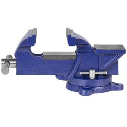 Argentina Best-Choice-Products-5-034-Bench-Vise-Table-Top-Top-Clamp-W-Swivel-Locking Base cheap top swivel Suministro