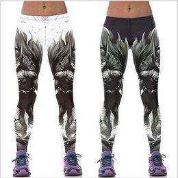 Wholesale Galaxy Space Starry - 2017 women new arrival 3D leggings galaxy star space snow moon starry fashion sexy leggings plus high elastic leggings hight quality free sh