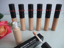 Wholesale Makeup Supply Wholesale - wholesale brand new makeup select moisture cover concealer cream 5ML , foundation cream cosmetics supply,free DHL shipping