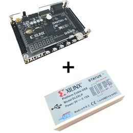 Wholesale Computer Downloads - Xilinx spartan 6 FPGA development kit FPGA spartan 6 XC6SLX9 development board + Platform USB Download Cable