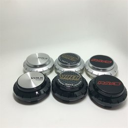 Wholesale Hub 65mm - 65mm Wheel Covers for RAYS TE37 Wheel Center Hub Caps for All Outer Diameter 6CM of the Hub Hole car