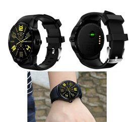 Wholesale Blackberry 3g Mobile - WiFi Smart Watches K98H Wrisbrand Android Smart SIM Intelligent mobile phone Support 3G watches can Heart rate monitoring Smartwatch