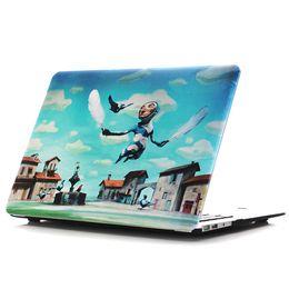Wholesale Air Dream - 2016 Wholesale Cartoon Dream Design Printing Hard Matte Case for apple Macbook Air 11 12 13 Pro 13 15 Retina Shell Protective Cover