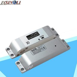 Wholesale Electric Monitor - Brand New DC 12V Surface Mount Electric Mortise Lock, Bolt Lock with Time Delay and Door Monitoring