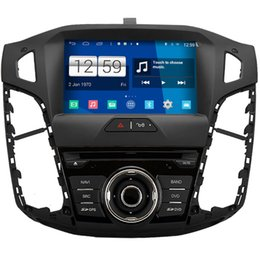 Wholesale Ford Focus Car Dvd - Winca S160 Android 4.4 Car DVD GPS Headunit Sat Nav for Ford Focus 2012 - 2014 with Radio Wifi 3G OBD Video