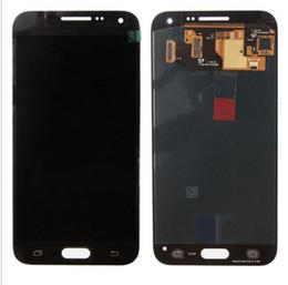 черно-белый ЖК-дисплей с сенсорным экраном + инструмент для Samsung Galaxy E5 E500F ZVLS598 supplier samsung s6 parts от Поставщики samsung s6 части